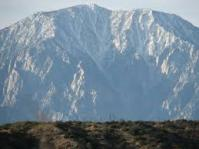 Beautiful San Jacinto Mountain